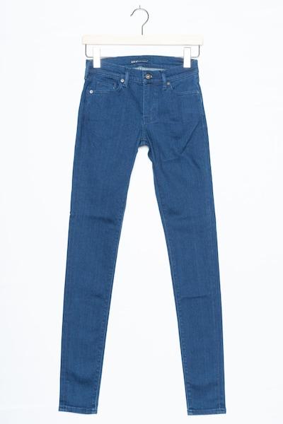 LEVI'S Röhrenjeans in 26 in blue denim, Produktansicht