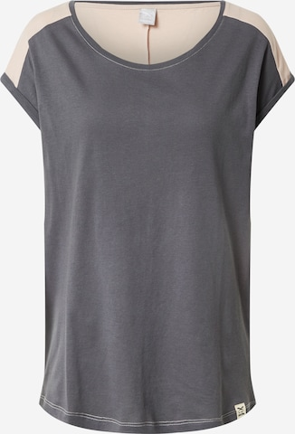 Iriedaily T-Shirt in Grau
