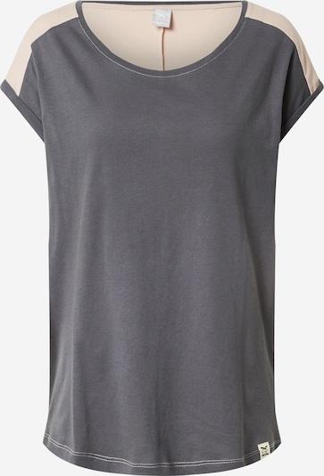 Iriedaily Tričko - krémová / šedá, Produkt