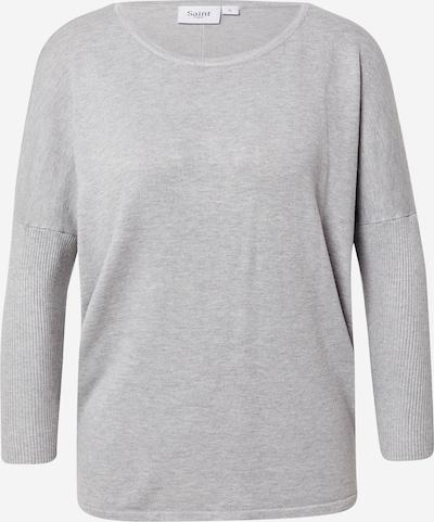 SAINT TROPEZ Pullover in grau, Produktansicht