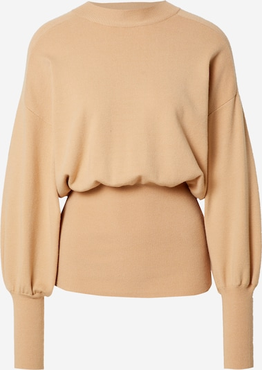 LeGer by Lena Gercke Pullover 'Lana' in beige: Frontalansicht