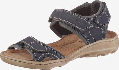 JOSEF SEIBEL Sandale in dunkelblau, Produktansicht
