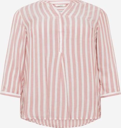 MY TRUE ME Bluse in lila / weiß, Produktansicht