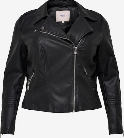ONLY Carmakoma Prehodna jakna | črna barva, Prikaz izdelka