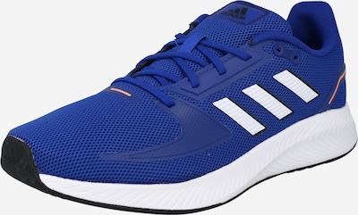 ADIDAS PERFORMANCE Tekaški čevelj 'RUNFALCON 2.0' | modra barva: Frontalni pogled
