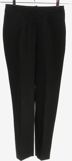 Piazza Sempione Bundfaltenhose in XXS in schwarz, Produktansicht