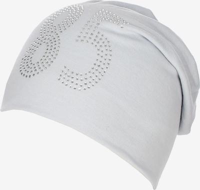 MO Muts in de kleur Zilver / Wit, Productweergave