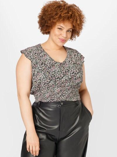 ABOUT YOU Curvy Bluae 'Jella' in mischfarben / schwarz, Modelansicht