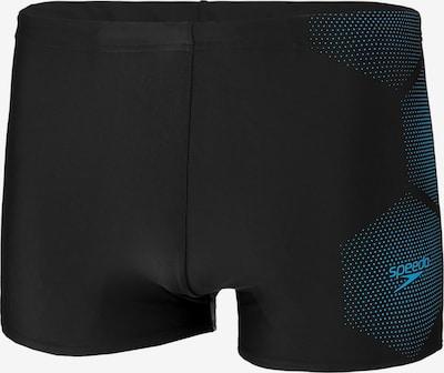SPEEDO Sportzwembroek in de kleur Blauw / Zwart, Productweergave