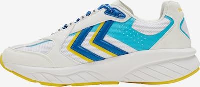 Hummel Sneaker in blau / gelb / weiß, Produktansicht