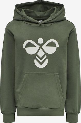 Hummel Athletic Sweatshirt 'Cuatro' in Green