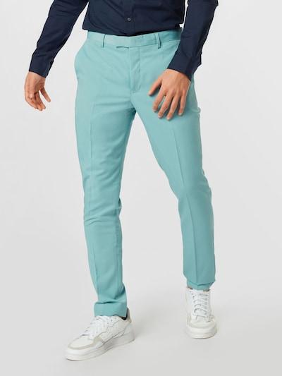 JACK & JONES Панталон с ръб 'VINCENT' в тюркоазен, Преглед на модела