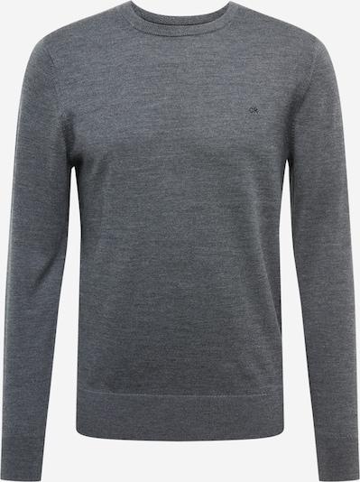 Calvin Klein Pullover in dunkelgrau, Produktansicht