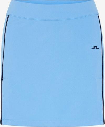 J.Lindeberg Jupe de sport 'Julia' en bleu clair, Vue avec produit