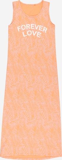 NAME IT Рокля 'Vippa' в оранжево / бледорозово / бяло, Преглед на продукта
