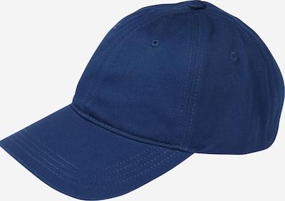 Șapcă LACOSTE pe albastru, Vizualizare produs