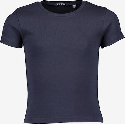 BLUE SEVEN T-Shirt in kobaltblau, Produktansicht