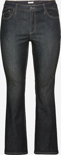 SHEEGO Jeans in de kleur Black denim, Productweergave