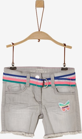 s.Oliver Junior Shorts in taupe, Produktansicht