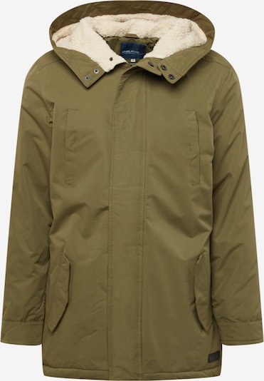 BLEND Jacke in oliv, Produktansicht