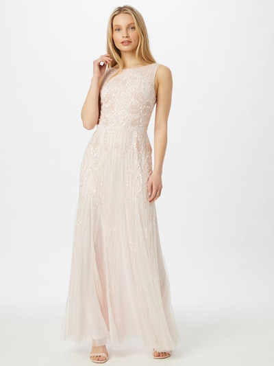 Sistaglam Kleid 'GRACEY' in rosa, Modelansicht