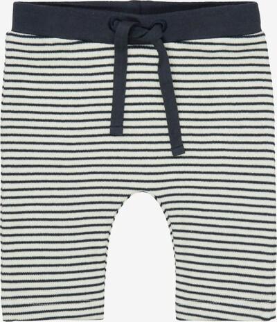 STACCATO Spodnie w kolorze granatowy / białym, Podgląd produktu