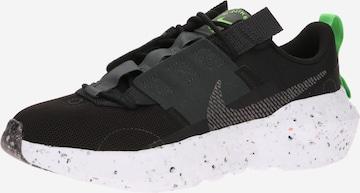 Nike Sportswear Sneaker 'Crater Impact' i svart