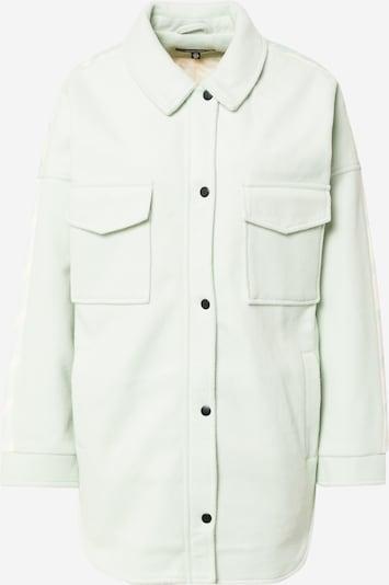 Missguided Starpsezonu jaka, krāsa - gaiši dzeltens / piparmētru, Preces skats