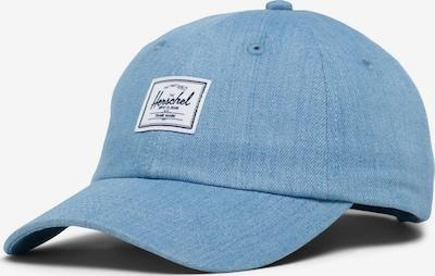 Șapcă 'Sylas' Herschel pe albastru porumbel / alb, Vizualizare produs