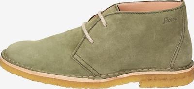 SIOUX Stiefelette 'Grash.-D-004 ' in grün, Produktansicht