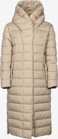 Didriksons Winter Coat 'Stella 3' in Beige