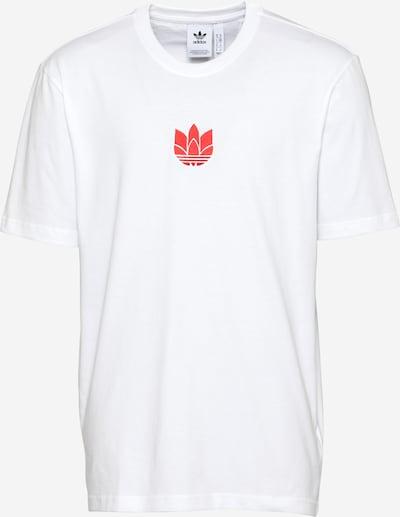 ADIDAS ORIGINALS Tričko - červená / bílá, Produkt