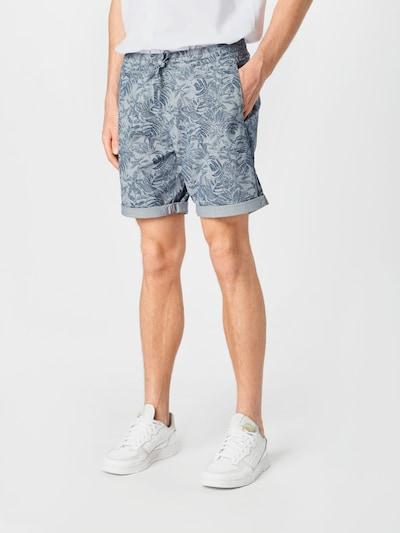 ESPRIT Kalhoty - světlemodrá / tmavě modrá, Model/ka