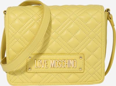 Borsa a tracolla Love Moschino di colore giallo, Visualizzazione prodotti