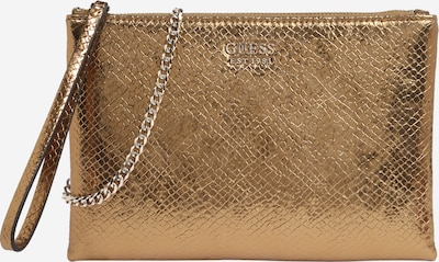 GUESS Clutch in de kleur Goud, Productweergave