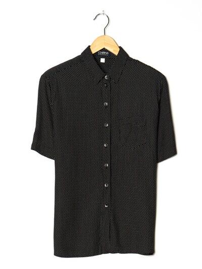Clarina Bluse in XL in schwarz, Produktansicht