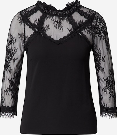 NAF NAF T-Krekls melns, Preces skats