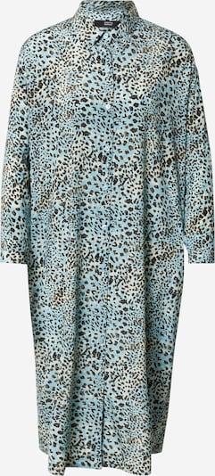 STEFFEN SCHRAUT Kleid 'Caroline' in beige / hellblau / braun, Produktansicht