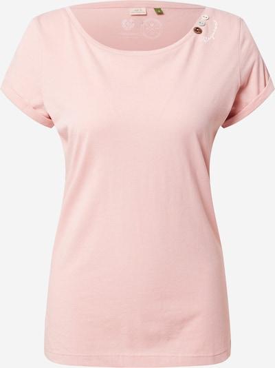 Ragwear T-Shirt 'FLORAH' in hellpink, Produktansicht