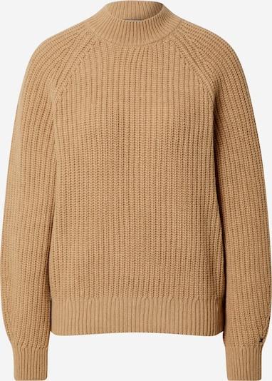 TOMMY HILFIGER Pullover in hellbraun, Produktansicht