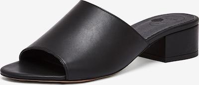 NINE TO FIVE Pantolette 'Maia' in schwarz, Produktansicht