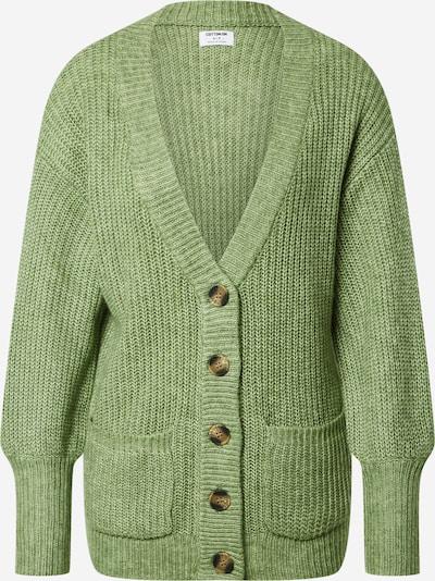 Geacă tricotată Cotton On pe verde amestecat, Vizualizare produs