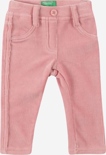 Pantaloni UNITED COLORS OF BENETTON pe roz, Vizualizare produs