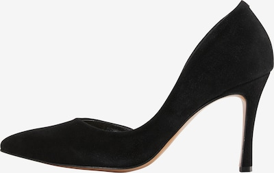 faina Pumps in schwarz: Frontalansicht