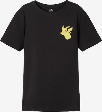 LMTD Paita värissä keltainen / vaaleanpunainen / musta / valkoinen, Tuotenäkymä