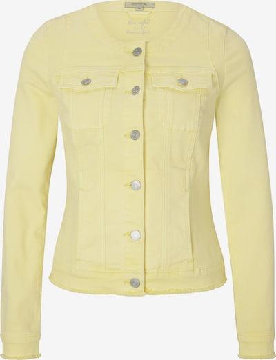Ci comma casual identity Jacke in gelb, Produktansicht