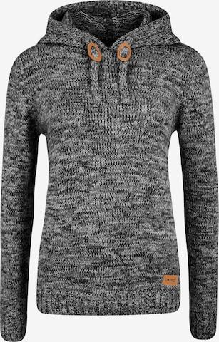 Oxmo Sweater 'Philia' in Grey