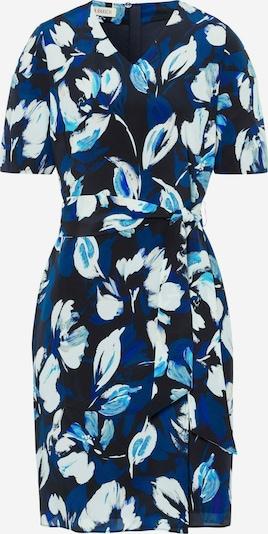Uta Raasch Kleid mit Seide in blau / mischfarben, Produktansicht