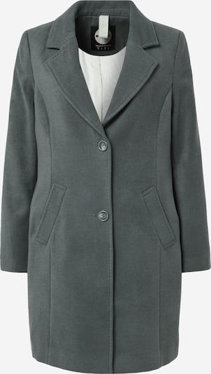 STREET ONE Manteau mi-saison en vert, Vue avec produit