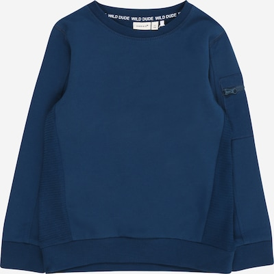 NAME IT Sweatshirt 'OLAS' in petrol, Produktansicht
